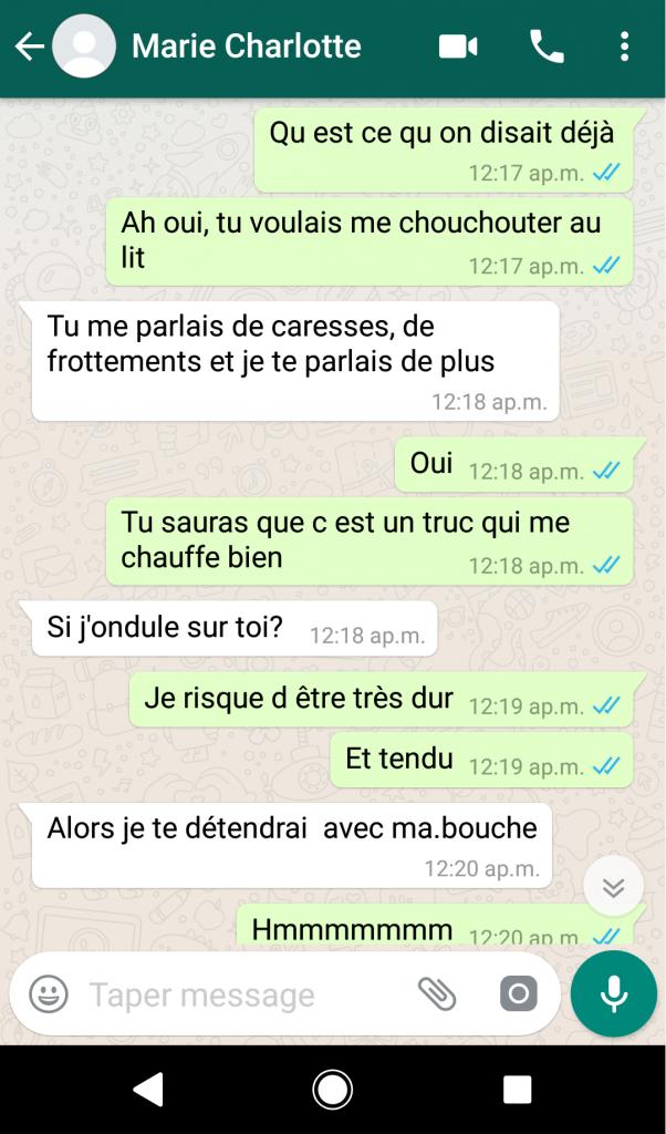 sms de seducteur