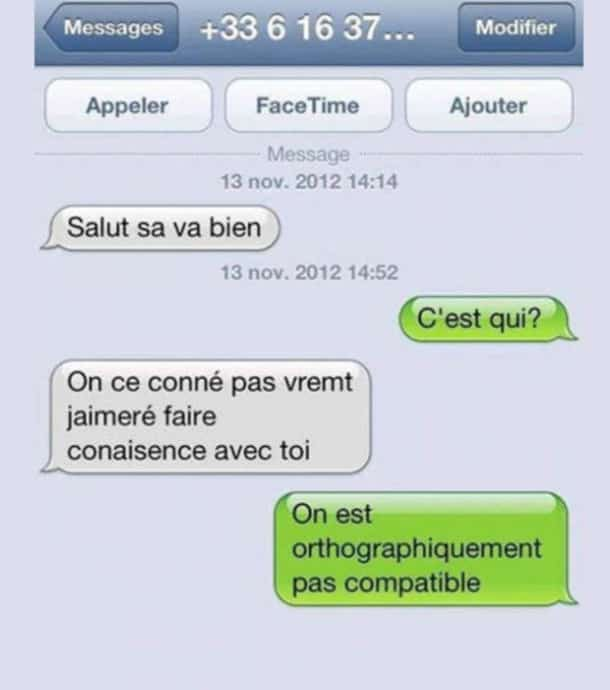 drague sms