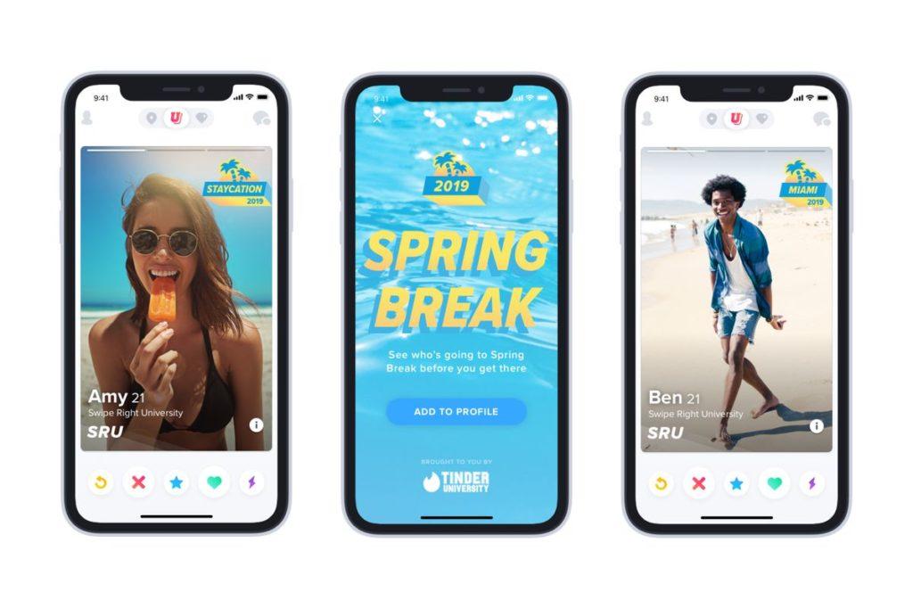 spring break mode