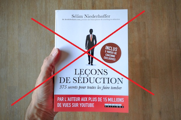 livre seduction