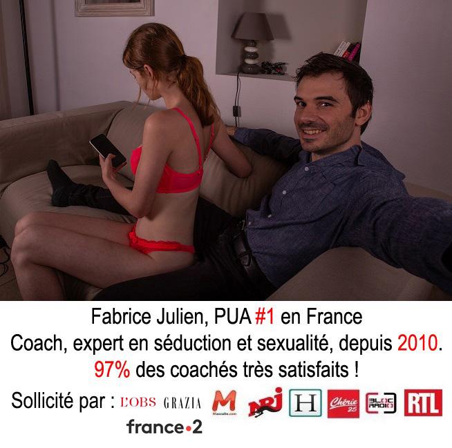 fabrice julien le seducteur